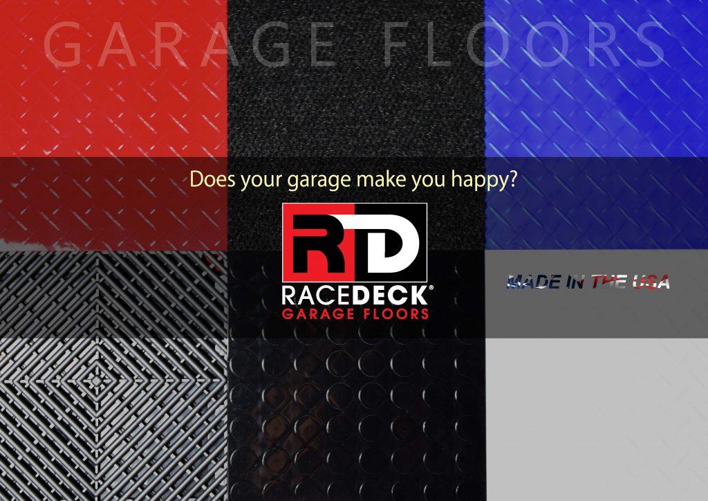 RaceDeck Garage Flooring Catalog